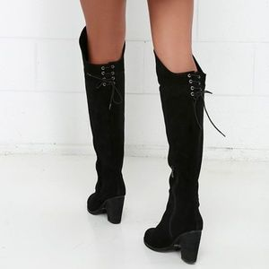 Sbicca Gusto black boot